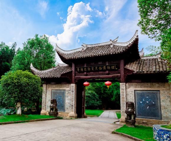 景德镇古窑博览区